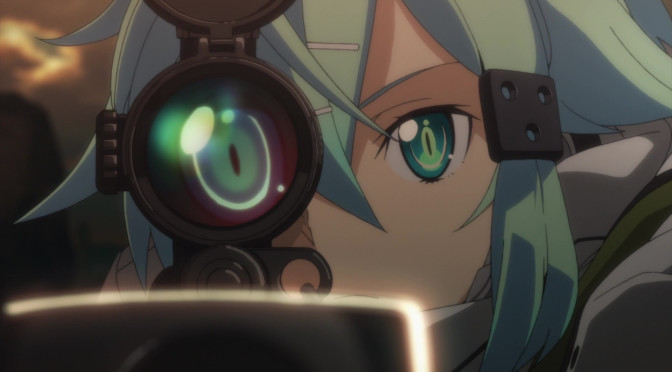 Anime Sunday: Sword Art Online II