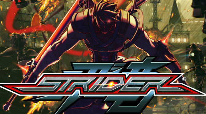 Video Game Tuesday: Strider