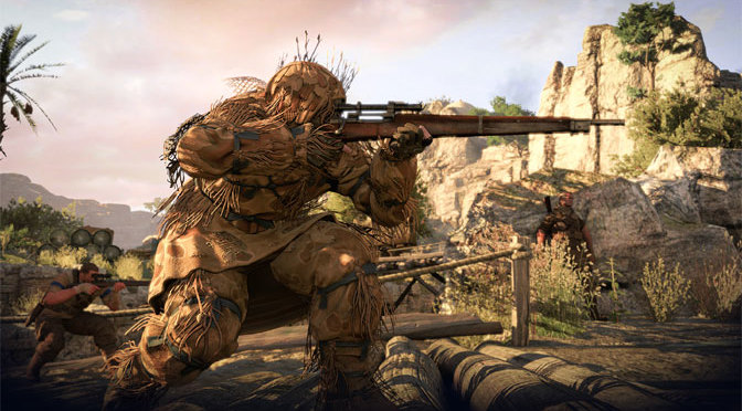 Sniper Elite III Takes It's Shot