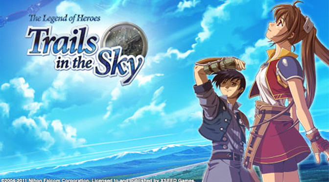 The Legend of Heroes: Trails in the Sky Finally Comes To U.S. PCs