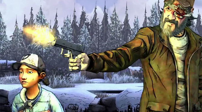 Walking Dead S2 Episode 5: There's No Turning Back Now