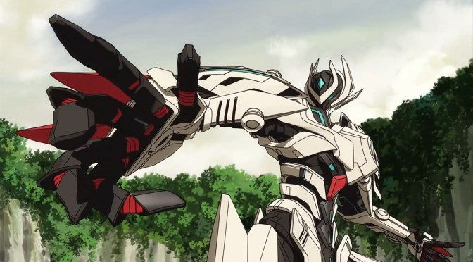 Anime Sunday: Shirogane no Ishi Argevollen