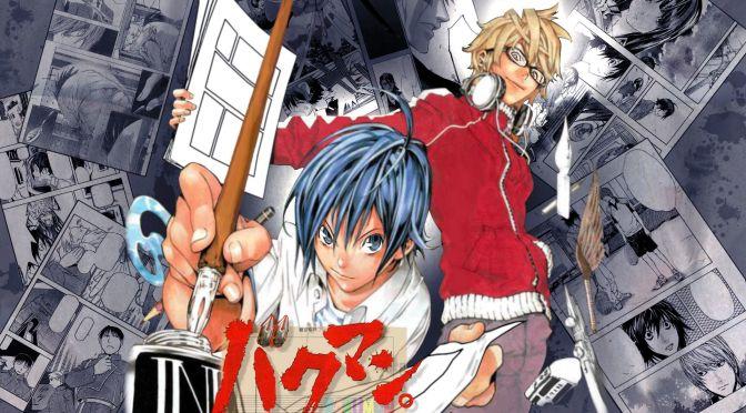 Manga Monday: Bakuman by Tsugumi Ohba