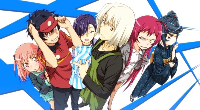 Anime Sunday: Hataraku Maou-Sama!