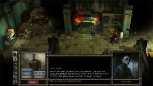 Skillfully interacting using dialog can have some monumentally different effects on gameplay and story. Choose wisely, or face the consequences.
