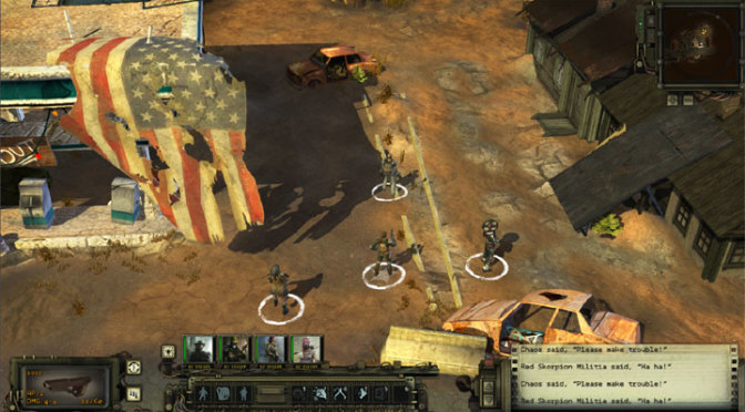Wasting Away with Wasteland 2: Director's Cut for Switch