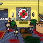 Surviving Zombies in Metal Dead