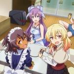 Anime Sunday: Nanana's Buried Treasure