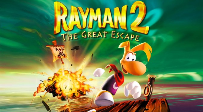 Retro Game Friday: Rayman 2