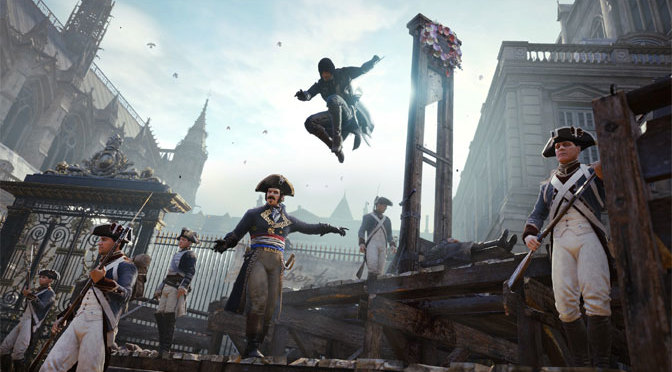 Assassin's Creed: Unity is a Very Unpolished Gem