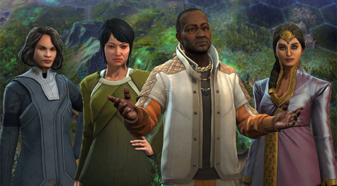 Civilization: Beyond Earth Opens New Horizons