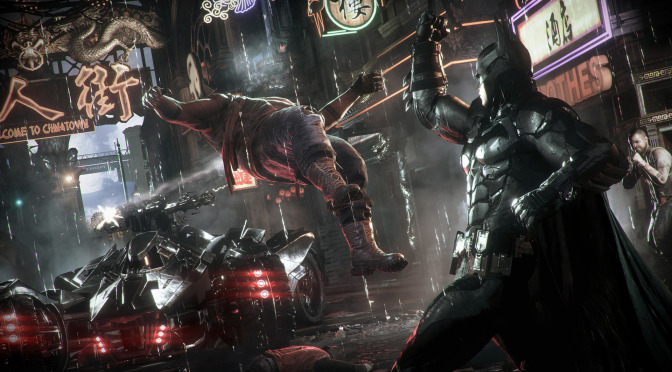 New Batman Arkham Knight Gameplay Footage