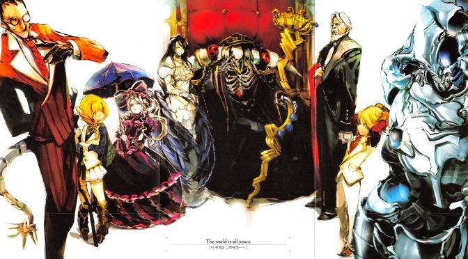 TNT: Overlord Volume 02 by Maruyama Kugane
