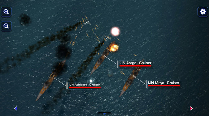 Battle Fleet 2 Proceeds Donated To National Museum of the Pacific War
