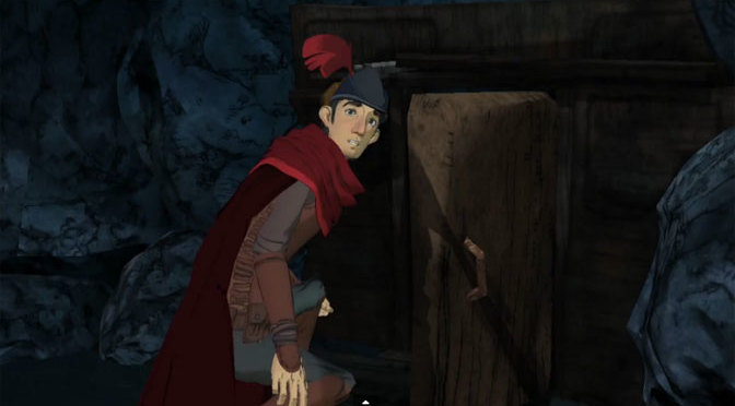 New, Remade King's Quest Gets First Trailer
