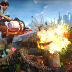 Sunset Overdrive Amps Up Xbox One