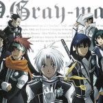 Manga Monday: D.Gray-man by Katsura Hoshino