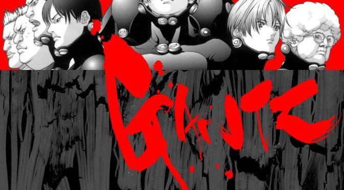 Manga Monday: Gantz by Hiroya Oku