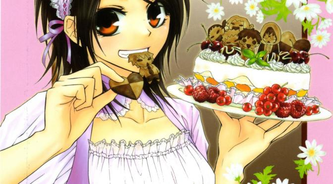 Shoujo Saturday: Kaichou wa Maid-sama by Fujiwara Hiro [Quick Review]
