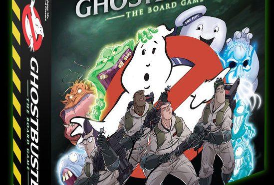 Ghostbusters The Board Game Slimes Kickstarter