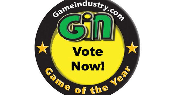 Game of the Year Voting Begins