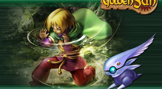 Retro Game Friday: Golden Sun