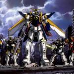 Anime Sunday: Mobile Suit Gundam Wing