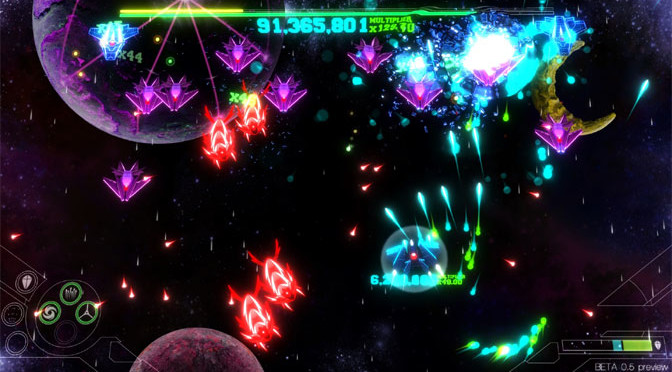 Roche Fusion Brings Arcade Action Home