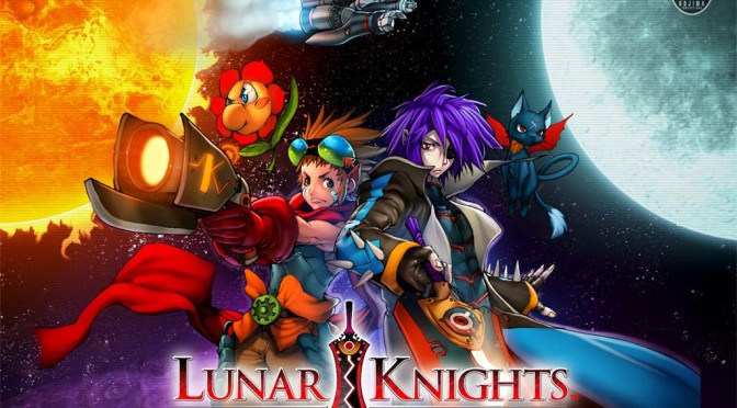 Retro Game Friday: Lunar Knights
