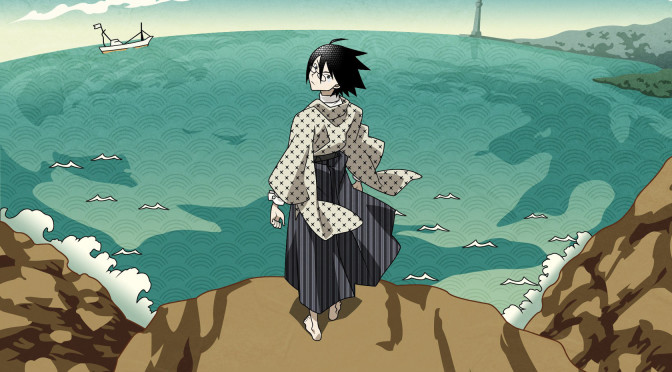 Manga Monday: Sayonara Zetsubou Sensei by Kumeta Kouji