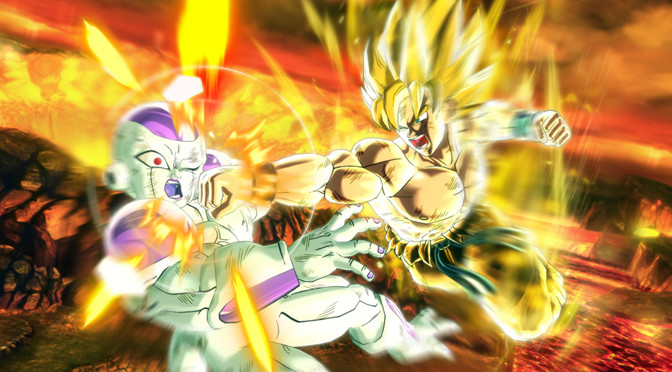 Dragon Ball Xenoverse, Saiyan It Isn't So