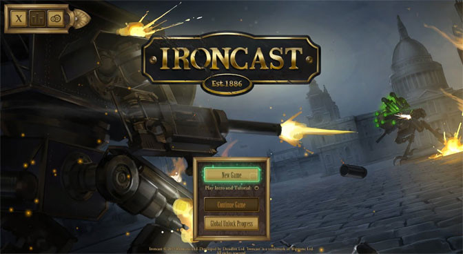 Let's Play Ironcast!