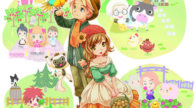Story of Seasons Grows From Harvest Moon Glory