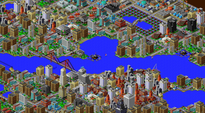 Retro Game Friday: SimCity 2000