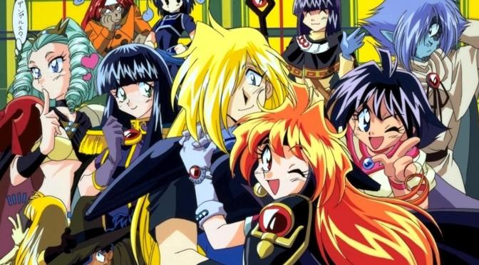 Anime Sunday: Slayers