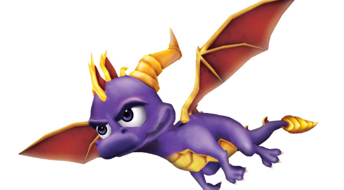 Retro Game Friday: Spyro the Dragon