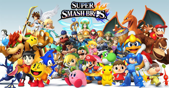 Who Should Be Added To Super Smash Bros?