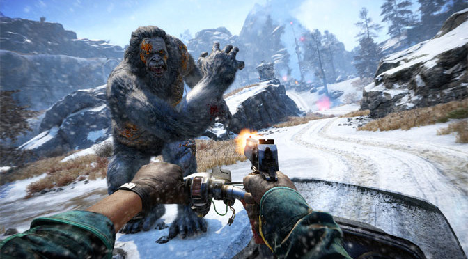 Ready For The Yeti? Far Cry 4 DLC Review