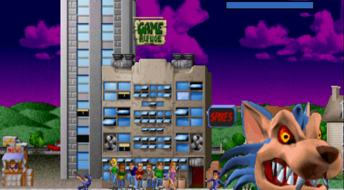 Retro Game Friday: Rampage World Tour