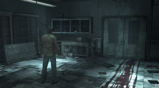 silent hill room to rent