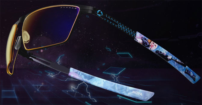 Gunnar Releases New Heroes of the Storm Sunglasses