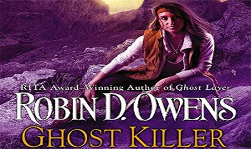 Review of Ghost Killer, Book 03 of the Ghost Seer Series