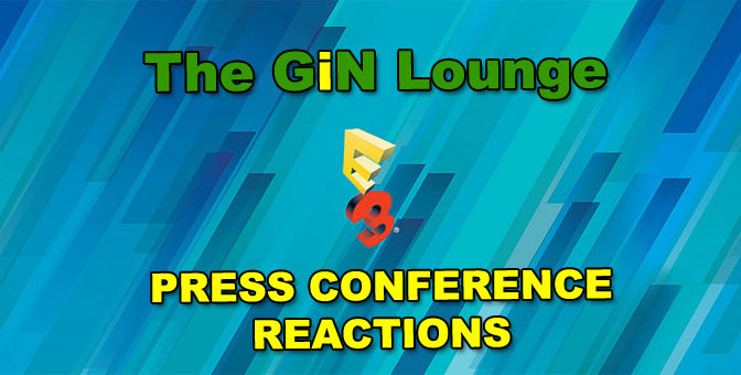 E3 Expo Press Conference Reactions