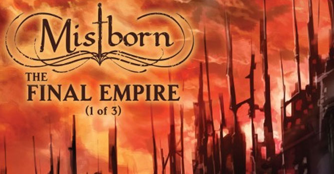Graphic Audio review of Mistborn: The Final Empire