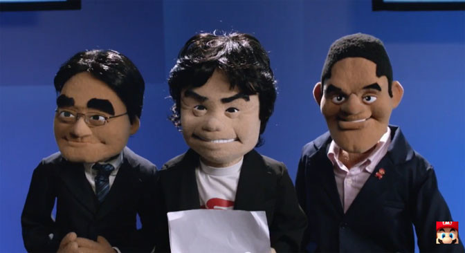 E3 2015: Nintendo Struts With Playful Digital Press Conference