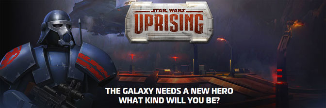 Star Wars Uprising Coming To Mobile