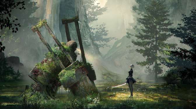 E3 2015: Square Enix shows NEIR Project