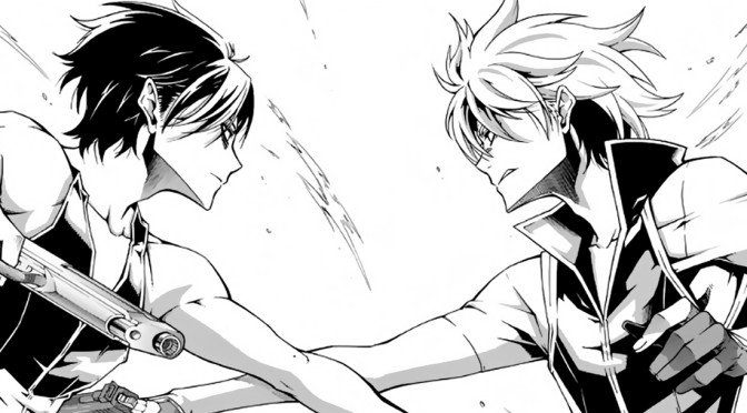 Manga Monday: Witch Hunter by Cho Jung-man