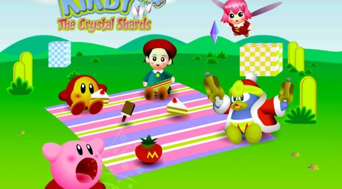 Retro Game Friday: Kirby 64