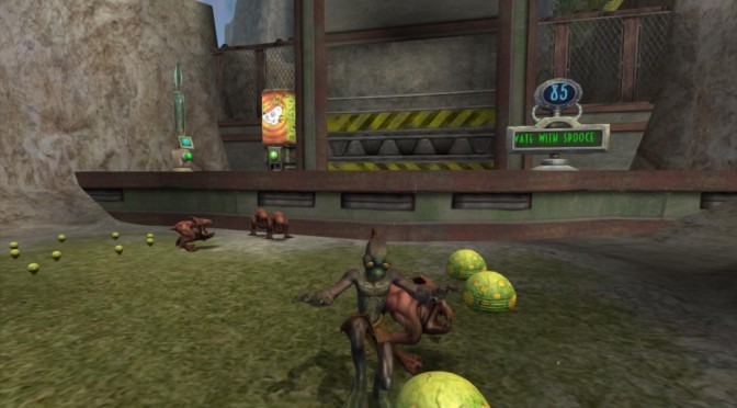 Retro Game Friday: Munch's Oddysee